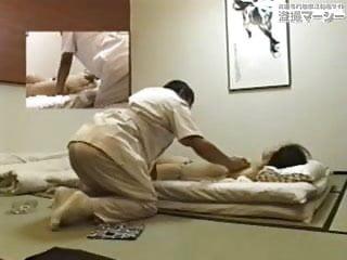 hidden cam massage p2