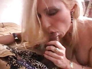 Blonde milf cock...