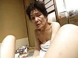 Asian Trio with Granny