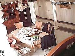Husband Bangs His Wifey On The Sofa 2 Prod