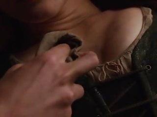 Gemma arterton cleavage...