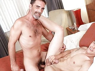 Family Creep – Silver Daddy Comes Out As Bi To Fuck Stepson