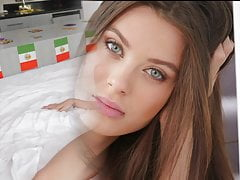 Very Hot jerk off Lana Rhoades