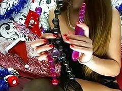lovesunlight anal bluue toy