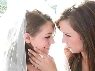 Den förföriska bruden och brudtärna