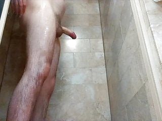 Cock Compilation Shower Soapy Cumpilation Uncut Hotel