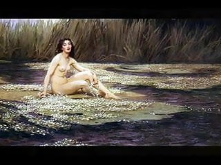 Erotic sirens of herbert james draper...