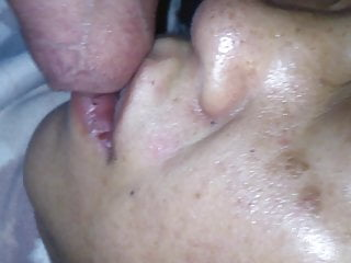 A dream of my Japanese woman 2. I come in her face