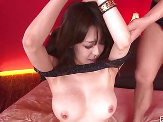 Busty Akari Asagiri shows no mercy to t - More at Pissjp.com