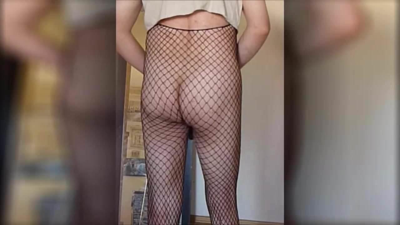 Crossdresser nackt