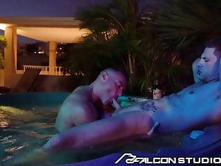FalconStudios – Roman Todd's Ass Eaten Before Fucked Raw