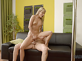 DADDY4K. Dolly makes love to boyfriend's dad and doesnt