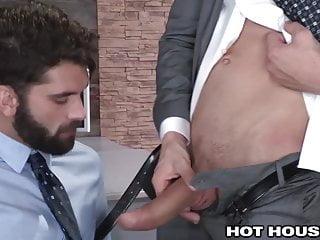 Hothouse office hot desk fuck...