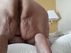 Inner Thigh Meat Creampie