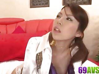 Rino asuka feels the pressure during...