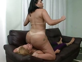 lesbian farts Fat booty face