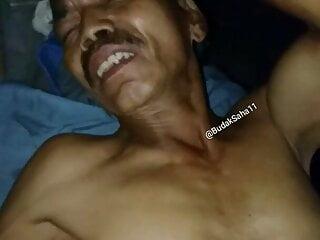 indonesian grandpa mature
