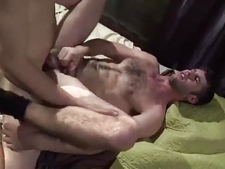 Younger priest gets it on with older stud