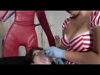 Plumper nurse domination...