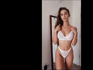 Great ass Brunette