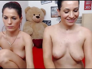 Lesbian having good sex on cam...