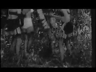 Vintage bondage and spanking...
