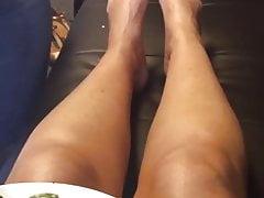 Ruth's Splendid Feet.