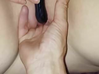 Making her tight pussy squirt 1