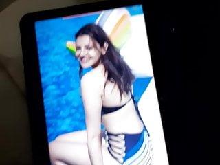 kajal agarwal bikini cum tributeHD Sex Videos