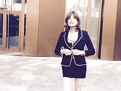Tamara Monroe  & Short Skirts