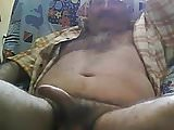 Daddy bear stroking on armachair 41117