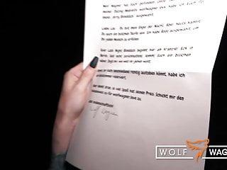 Bodo makes Lou cum! Wolfwagner.love