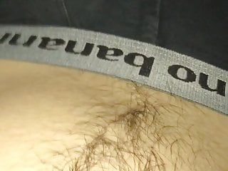 i've got something hard and hairy hidden in my pants