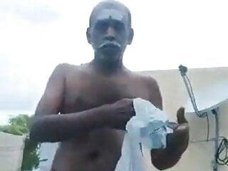 Desi Old Man