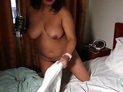 Getting ready for a big dick 2