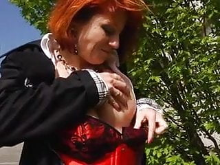 Mature isabelle loves fist sex...