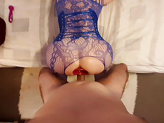 Hot milf anal pampering By Wildcat