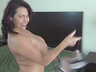 Big tit milf porn legend angelica sin ass...