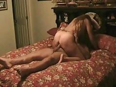 50 éves anyuka szexelt a fiával