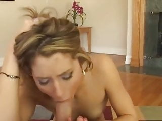 Kimberly blowjob