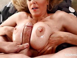 Lets him tits...