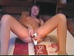 Russian mature homemade