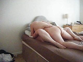 Fucking a BBW lover for Cuckold hubby