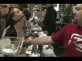 Hardware Store Chick Gets Used. enjoy