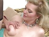 Blond mature mothers fuck young boys