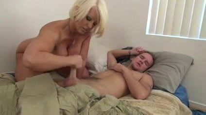 mom is horny for NOT her son