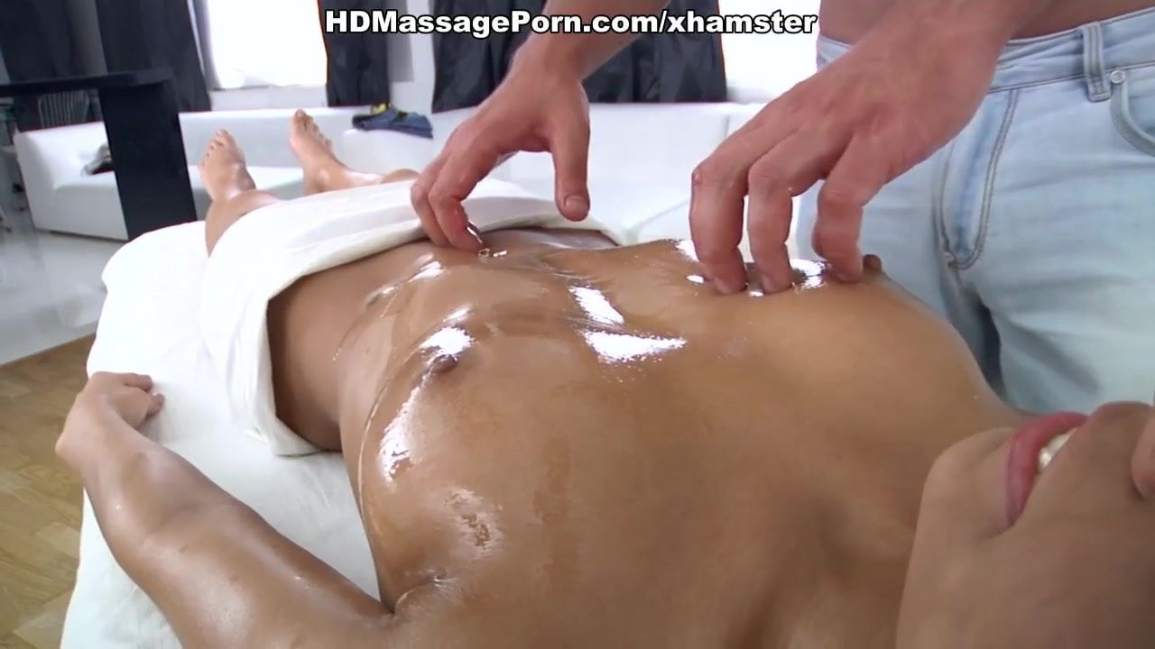 Asian Massage Huge Cock