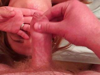 Cuming on my face