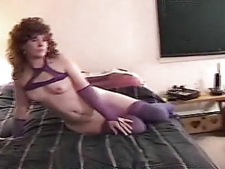 Bitch belly milf teases naked man makes him...