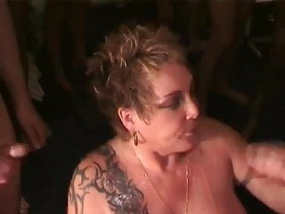 Big tits british slutrona sucks more cocks amp...